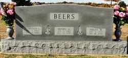 Helen Martha <i>Becker</i> Beers
