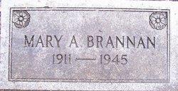 Mary Agnes <i>Shaub</i> Brannan