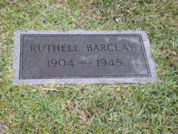 Ruthell <i>Luce</i> Barclay