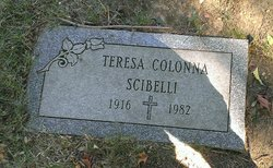 Teresa <i>Colonna</i> Scibelli