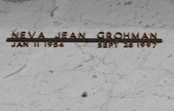 Neva Jean Grohman