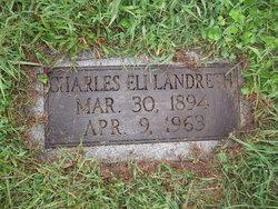 Charles Eli Landreth
