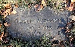 Beverly A. Barton