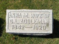 Anna M. Addleman