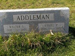 Ethel P. Addleman