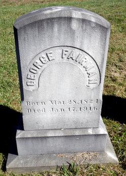 George Fairman