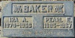 Ira Allen Baker