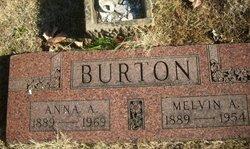 Melvin Artie Burton