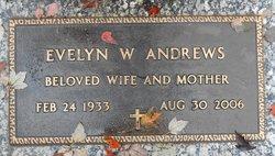 Evelyn Wynette <i>Williams</i> Andrews