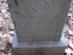 John Hiram Bowen