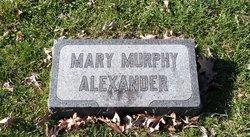 Mary A. <i>Murphy</i> Alexander