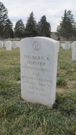Delbert A Hunter