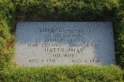 Clifford W. Wolfe