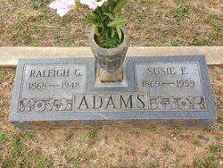 Raleigh G. Adams