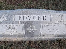 Elizabeth Ann <i>George</i> Edmund