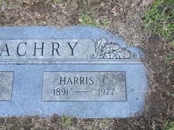 Harris Claude Zachry
