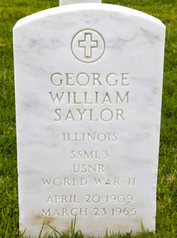 George William Saylor
