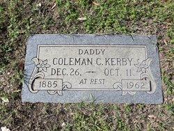 Coleman Carver Kerby