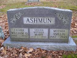 Amelia Ashmun