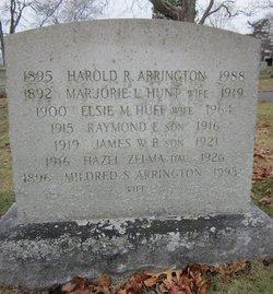Marjorie L. <i>Hunt</i> Arrington