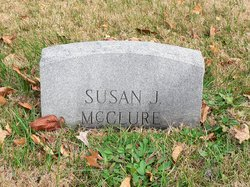Susan Jane Susie <i>Walser</i> McClure