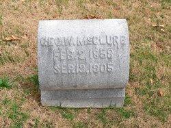 George Wilbur Wilbur McClure