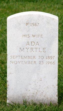 Ada Myrtle Lawrence