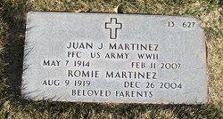 Juan Jose J .J. Martinez