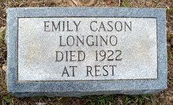 Emily <i>Cason</i> Longino