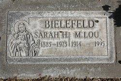 Sarah Helen Sadie <i>Kuebler</i> Bielefeld