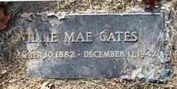 Willie Mae <i>Rogers</i> Gates