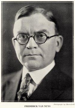 Frederick Rollin Van Nuys