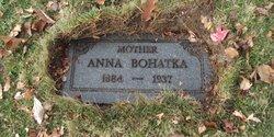 Anna <i>Klima</i> Bohatka