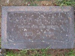Georgia L. <i>Williams</i> Batts