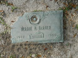 Verdie Mae <i>Madden</i> Farmer