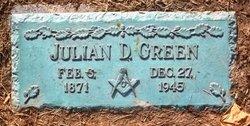 Capt Julian D. Green