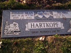Rev Ronald D. Hartkopf