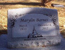 Marylin Echo <i>Fife</i> Barnes