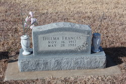 Thelma Frances Allen