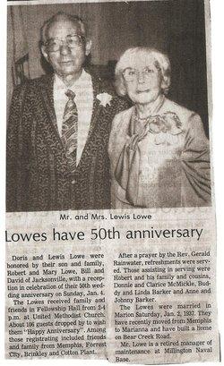 Lewis Fletcher Lowe