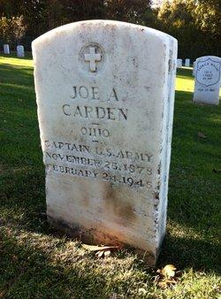 Joseph A Joe Carden