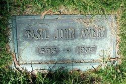 Basil John Avery