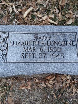 Elizabeth <i>Kiber</i> Longbine