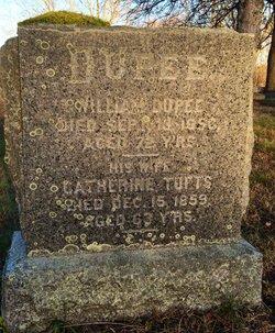 Catherine <i>Tufts</i> Dupee