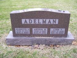 Arthur M Adelman