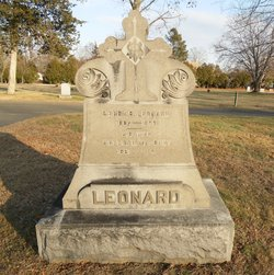 Nellie E. <i>Mahoney</i> Leonard