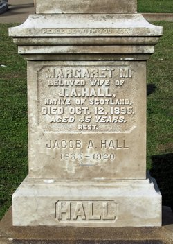 Jacob A. Hall