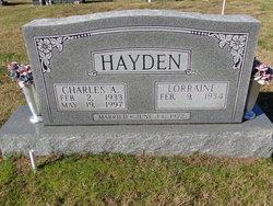 Charles Arvel Hayden