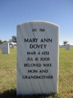 Mary Ann <i>Ferguson</i> Dovey