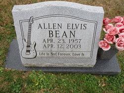 Allen Elvis Bean